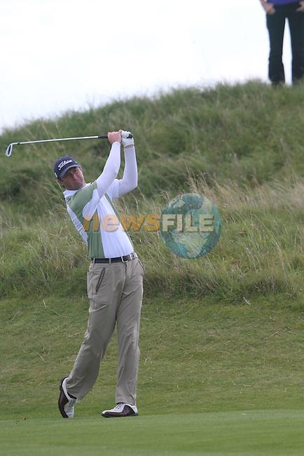 Day two of the Irish PGA championship at Seapoint Golf Club, Eamonn Brady, Clontarf GC...Picture Jenny Matthews/Newsfile.ie