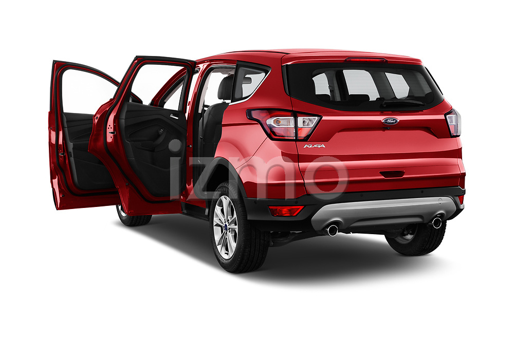 Car images of 2017 Ford Kuga Titanium 5 Door SUV Doors
