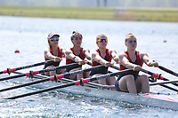 Race: 32  Event: W Challenge 4x-  Heat B<br /> <br /> Wallingford Regatta 2018<br /> <br /> To purchase this photo, or to see pricing information for Prints and Downloads, click the blue 'Add to Cart' button at the top-right of the page.