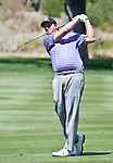 August 5, 2012:  J.J. Henry from Ft. Worth, TX hits an approach shot on the 2nd hole during the final round of the 2012 Reno-Tahoe Open Golf Tournament at Montreux Golf & Country Club in Reno, Nevada.