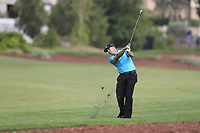 Sergio Garcia (ESP) on the 10th fairway during the 3rd round of the DP World Tour Championship, Jumeirah Golf Estates, Dubai, United Arab Emirates. 17/11/2018<br /> Picture: Golffile | Fran Caffrey<br /> <br /> <br /> All photo usage must carry mandatory copyright credit (© Golffile | Fran Caffrey)