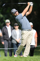 February 21, 2015: Ryan Moore during the third round of the Northern Trust Open. Played at Riviera Country Club, Pacific Palisades, CA.