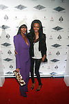 Jessica White and Quiana Grant Attend the Grand Re-Opening of Jay-Z's 40/40 Club, NY   1/18/12