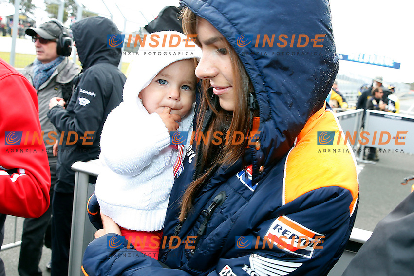 .27-10-2012 Phillip Island (AUS).in the picture: Alessandra and Adriana Stoner .foto Semedia / Insidefoto.ITALY ONLY