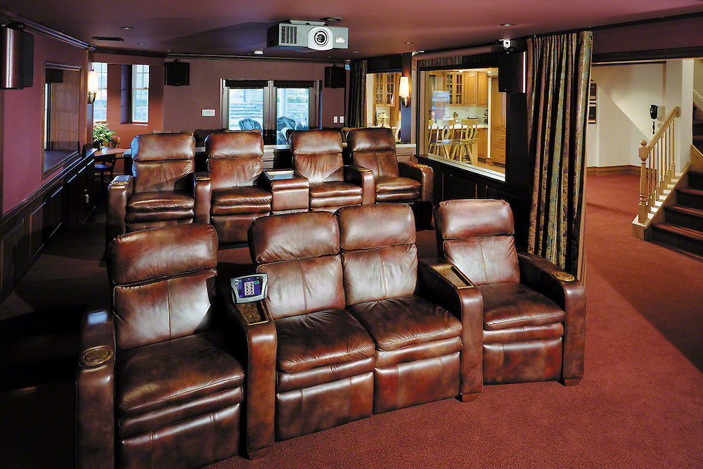 Open Theater Seating
