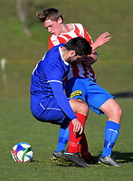 170611 Central League Football - Western Suburbs v Napier City Rovers