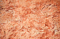Orange painted plaster background