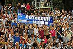 FC Istiklol vs Ahal FC during the 2015 AFC Cup 2015 Quarter Final 1st leg match on August 26, 2015 at the Ashgabat Stadium in Ashgabat, Takijistan. Photo by Faridun Saliev / World Sport Group