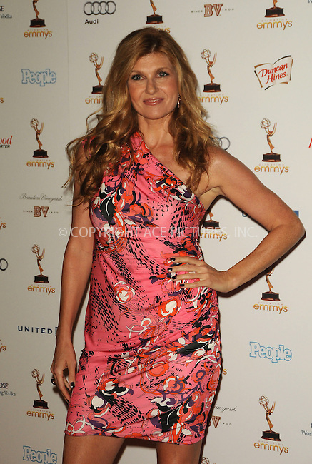 WWW.ACEPIXS.COM . . . . .  ....September 16 2011, LA....Connie Britton arriving at the 63rd Annual Emmy Awards Performers Nominee Reception held at Pacific Design Center on September 16, 2011 in West Hollywood, California. ....Please byline: PETER WEST - ACE PICTURES.... *** ***..Ace Pictures, Inc:  ..Philip Vaughan (212) 243-8787 or (646) 679 0430..e-mail: info@acepixs.com..web: http://www.acepixs.com