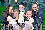 Left holding the babies at the Order of Malta open day in Killarney on Friday evening was l-r: Kerri Sheahan, Fianait O'Donoghue, Hilda Scannell, Sinead Moriarty and Rachel Lyne..