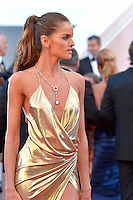 "Izabel Goulart attends the ""The Last Face"" Premiere during the 69th Annual International Cannes Film Festival in Cannes, France, 20th May 2016. Photo Credit: Timm/face to face/AdMedia"