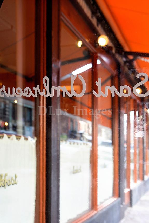 Sant Ambroeus restaurant Sant Ambroeus Soho