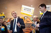 "01.06.2017 - British GE 2017: Liberal Democrats at Kingston Hospital - ""Change Britain's Future"""
