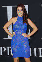 www.acepixs.com<br /> <br /> February 2 2017, LA<br /> <br /> Erin Robinson arriving at the premiere of 'Fifty Shades Darker' at The Theatre at The Ace Hotel on February 2, 2017 in Los Angeles, California.<br /> <br /> By Line: Peter West/ACE Pictures<br /> <br /> <br /> ACE Pictures Inc<br /> Tel: 6467670430<br /> Email: info@acepixs.com<br /> www.acepixs.com