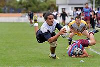 Swindale Shield - Petone v Avalon at Petone Recreation Ground, Lower Hutt, New Zealand on Saturday 1 April 2017.<br /> Photo by Masanori Udagawa<br /> www.photowellington.photoshelter.com.