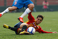 Futbol 2013 Apertura Union Española vs Universidad Catolica