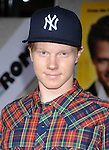 "HOLLYWOOD, CA. - January 27: Adam Hicks attends the ""When In Rome"" Los Angeles premiere at the El Capitan Theatre on January 27, 2010 in Hollywood, California."