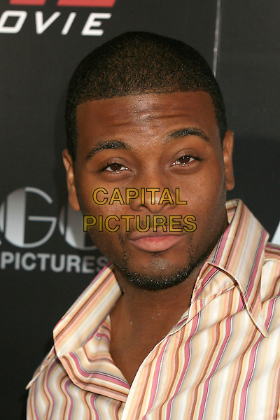 "KEL MITCHELL.""Redline"" Los Angeles Premiere at Grauman's Chinese Theatre, Hollywood, California, USA, 12 April 2007..portrait headshot.CAP/ADM/BP.©Byron Purvis/AdMedia/Capital Pictures."