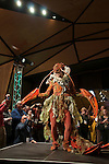 New Zealand, North Island, Wellington, fashion show for WOW World of Wearable Art. Photo copyright Lee Foster. Photo #126668