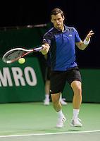 12-02-13, Tennis, Rotterdam, ABNAMROWTT,Tobias Kamke