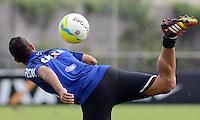 SÃO PAULO,SP, 17.01.2013 TREINO/CORINTHIANS/SP - Ralf  durante  treino do Corinthians no CT Joaquim Grava na zona leste de Sao Paulo. (Foto: Alan Morici /Brazil Photo Press).