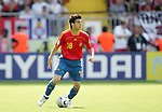 23 June 2006: Cesc Fabregas (ESP). Saudi Arabia lost to Spain at Fritz-Walter Stadion in Kaiserslautern, Germany in match 47, a Group H first round game, of the 2006 FIFA World Cup.