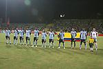Junior quedó ahora como único líder del Finalización, ya que ganaba pero su clásico rival, Real Cartagena, le empató 1-1 en el final.