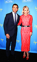 NEW YORK, NY April 20, 2017 Mark Consuelos, Kelly Ripa attend Logo's Fire Island Premiere Party  at Atlas Social Club  in New York April 20,  2017. Credit:RW/MediaPunch