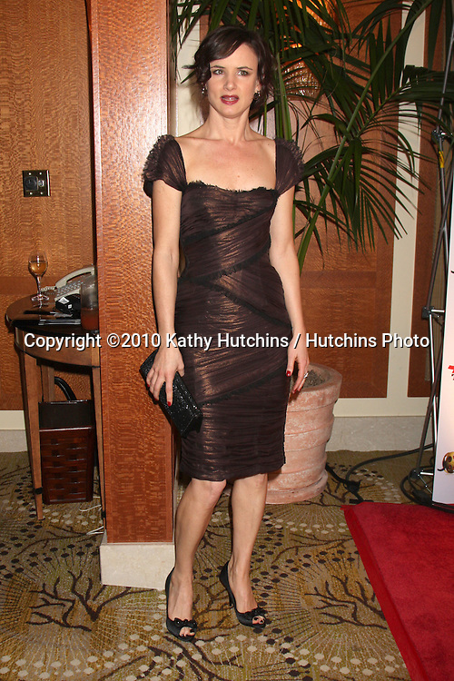 Juliette Lewis .arriving at the Ninth Annual AARP the Magazine`s Movies for Grownups Awards Gala .Beverly Wilshire Hotel.Beverly Hills, CA.February 16, 2010.©2010 Kathy Hutchins / Hutchins Photo....