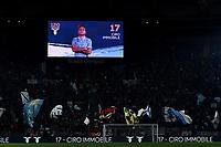 Ciro Immobile of SS Lazio presentation <br /> Roma 30-10-2019 Stadio Olimpico <br /> Football Serie A 2019/2020 <br /> SS Lazio - Torino FC<br /> Foto Andrea Staccioli / Insidefoto