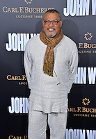 Laurence Fishburne at the premiere of &quot;John Wick Chapter Two&quot; at the Arclight Theatre, Hollywood. <br /> Los Angeles, USA 30th January  2017<br /> Picture: Paul Smith/Featureflash/SilverHub 0208 004 5359 sales@silverhubmedia.com