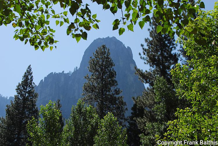 Yosemite Valley in July