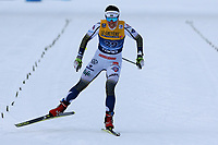 31st December 2019; Dobbiaco, Toblach, South Tyrol, Italy;  FIS Tour de Ski - Cross Country Ski World Cup 2019  in Dobbiaco, Toblach, on December 31, 2019; Ebba Andersson of Sweden in the Womens individual 10km