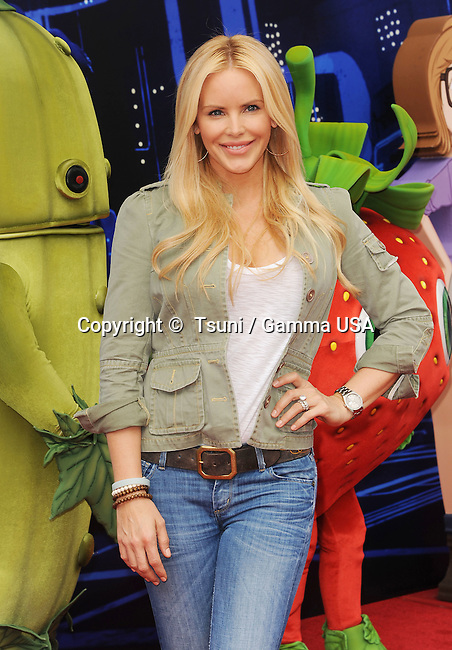 Gena Lee Nolin  at the Cloudy With a Chance of Meatball 2 Premiere at the Westwood Village Theatre in Los Angeles.