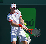 Murray vs. Tipsarevic    Murray Won, 4-6, 6-3, 6-4