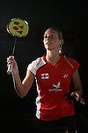 Gabby White England Badminton, World Championship Photoshoot, NBC, Milton Keynes, England, 2011