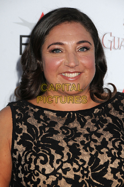"Jo Frost.AFI FEST 2012 ""Rise of the Guardians"" Gala Screening held at Grauman's Chinese Theatre, Hollywood, California, USA..November 4th, 2012.headshot portrait black lace sleeveless  .CAP/ADM/BP.©Byron Purvis/AdMedia/Capital Pictures."