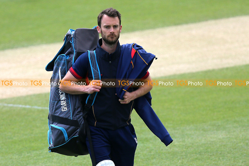 James Foster of Essex during Essex CCC vs Durham MCCU, English MCC University Match Cricket at The Cloudfm County Ground on 4th April 2017