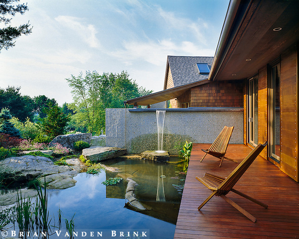 North Shore, Massachusetts. Design: Robinson + Grisaru Architecture