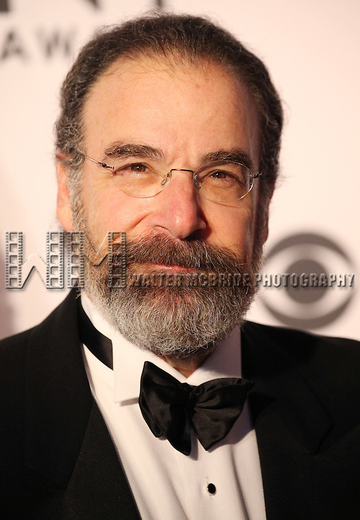 Mandy Patinkin pictured at the 66th Annual Tony Awards held at The Beacon Theatre in New York City , New York on June 10, 2012. © Walter McBride / WM Photography