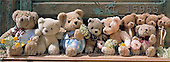 Interlitho, Alberto, CUTE ANIMALS, teddies, photos, teddies, flowers(KL15955,#AC#)