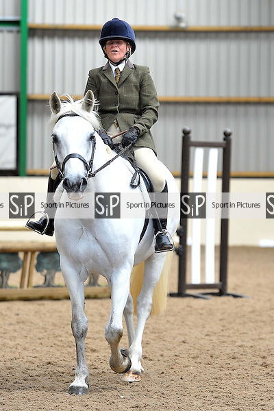 Classes 12 and 13. Eastern Counties Area Connemara Show.Brook Farm Training Centre. Essex. 04/07/2015. MANDATORY Credit Ellie Ingram/Sportinpictures - NO UNAUTHORISED USE - 07837 394578