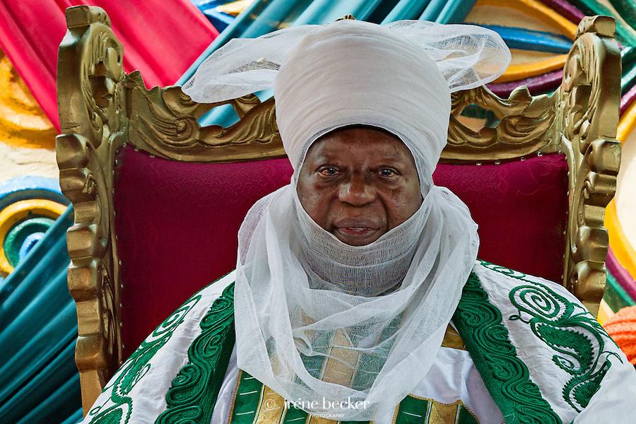 HH Alhaji Emir SHEHU IDRIS (Katsinawa), Sarkin Zazzau, 18th Emir of Zaria. Nigeria