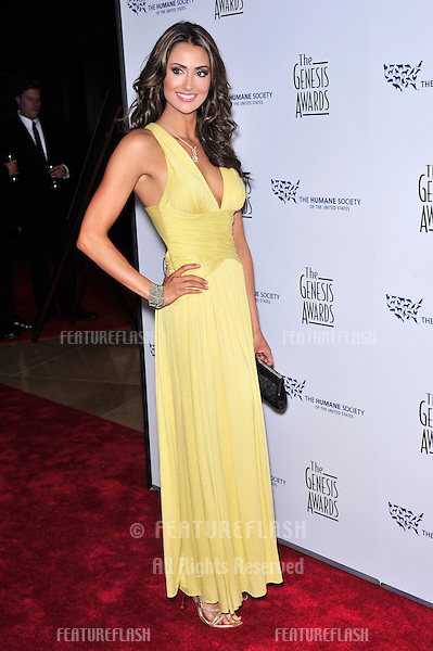 Katie Cleary at the 22nd Annual Genesis Awards, produced by the Humana Society of the USA, at the Beverly Hilton Hotel, Beverly Hills..March 29, 2008  Beverly Hills, CA.Picture: Paul Smith / Featureflash