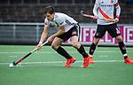 AMSTELVEEN -   Boris Burkhardt (Adam)   tijdens de hoofdklasse competitiewedstrijd heren, AMSTERDAM-ROTTERDAM (2-2). COPYRIGHT KOEN SUYK