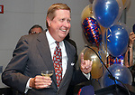 Publisher Ray Jansen seen at the Retirement Celebration for Tony Marro held at Melville Office of Newsday on Tuesday, August 12, 2003. (Photo / Jim Peppler).