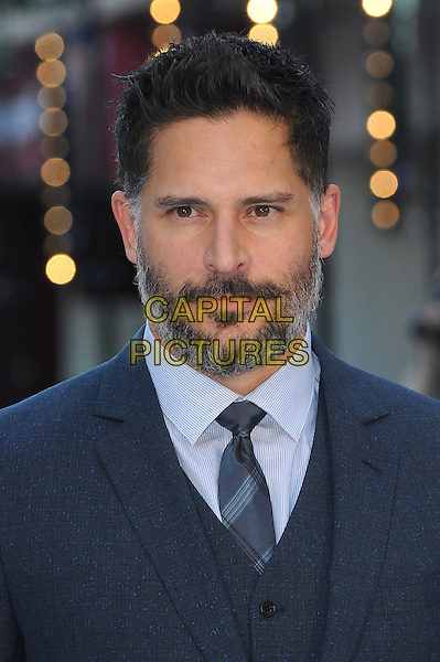 LONDON, ENGLAND - JUNE 30: Joe Manganiello attends the European Premiere of Magic Mike XXL at Vue West End on June 30, 2015 in London, England.<br /> CAP/BEL<br /> &copy;Tom Belcher/Capital Pictures