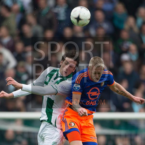 26-04-2015, Feyenoord, Eric Botteghin of FC Groningen,