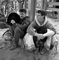 Cattlemen's rodeo Okeechobee, Fla.