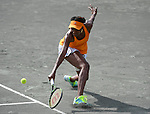 Venus Williams (USA) defeated Allison Riske (USA) 6-4, 6-2